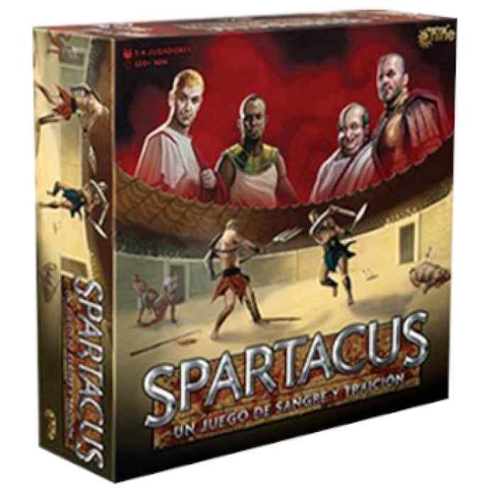 Spartacus (Ed. 2021) TABLERUM