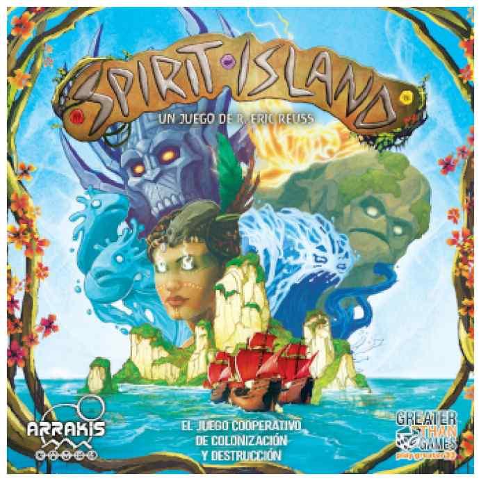 Spirit Island TABLERUM