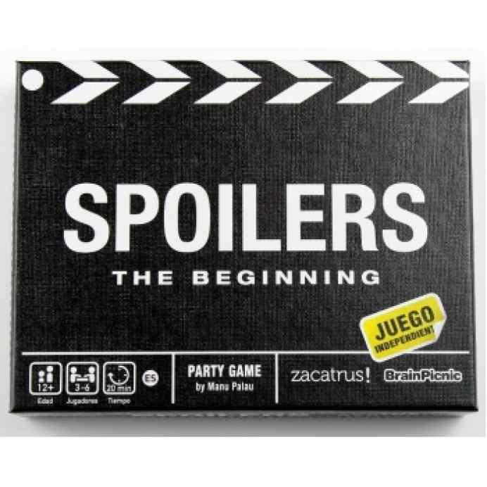 Spoilers: The Beginning TABLERUM