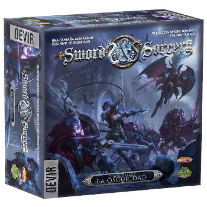 Sword & Sorcery: Cuando Llega La Oscuridad TABLERUM