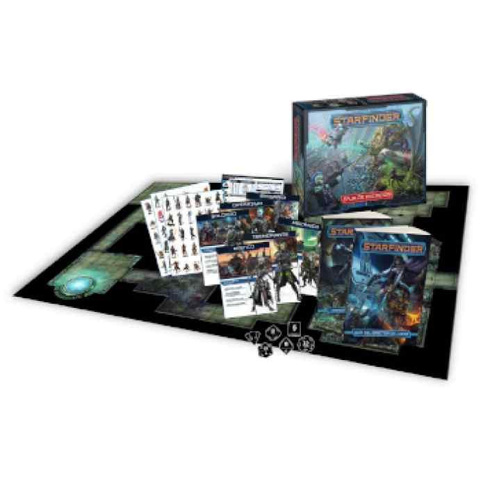 Starfinder: Caja de Iniciación TABLERUM