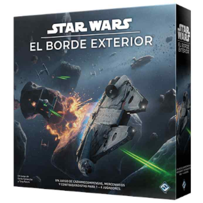 Star Wars: El Borde Exterior TABLERUM