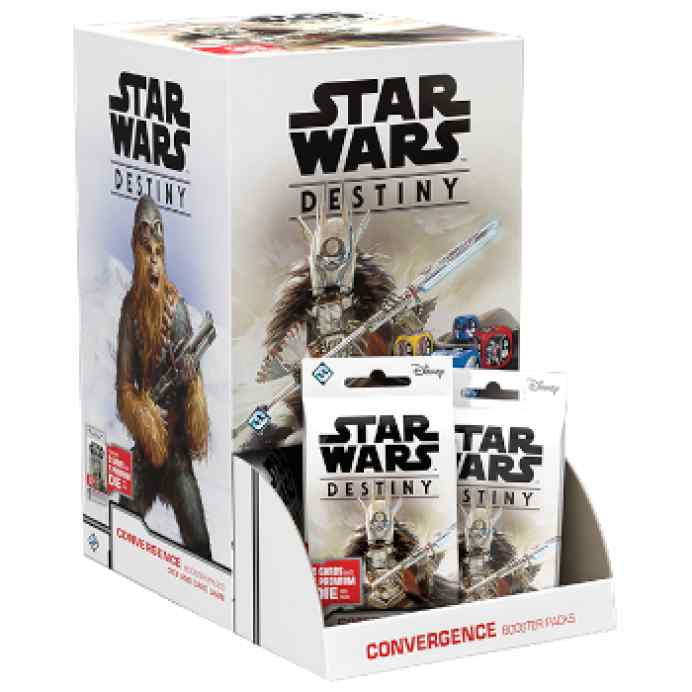 Star Wars: Destiny: Convergencia TABLERUM
