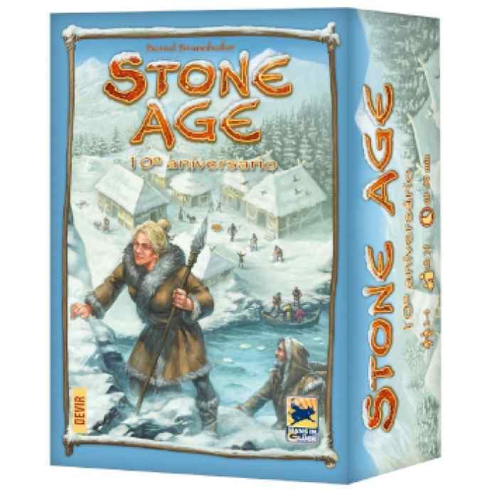 Stone Age: Edición X Aniversario TABLERUM