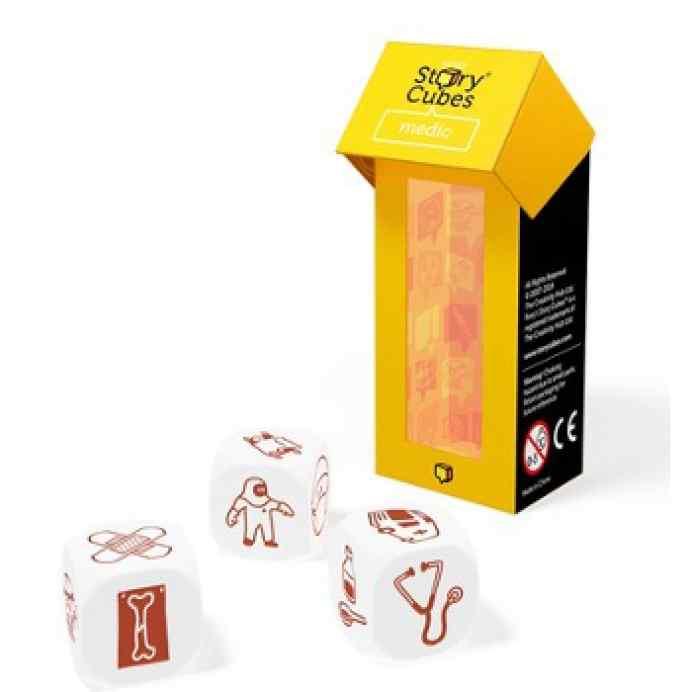comprar dados Story Cubes Médico