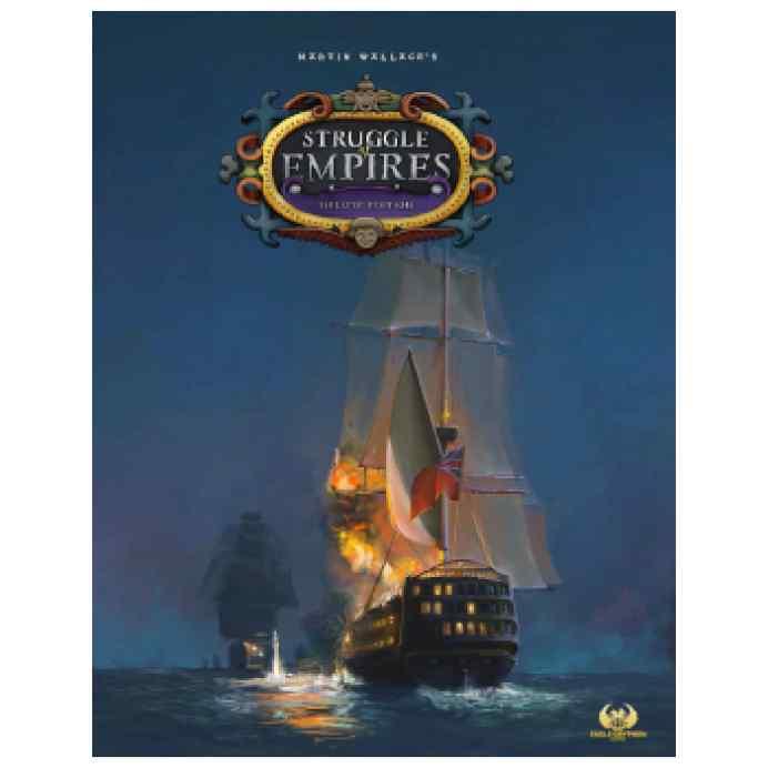 Struggle of Empires: Edición DeLuxe TABLERUM