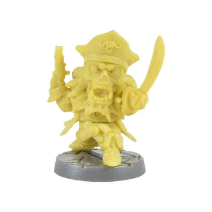 Super Dungeon Explore: Capitán Barbapocha TABLERUM