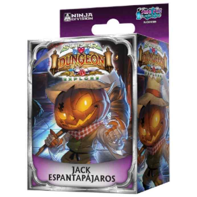 Super Dungeon Explore: Jack Espantapájaros TABLERUM