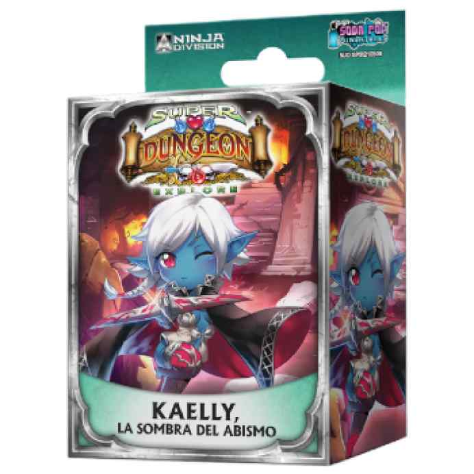 Super Dungeon Explore: Kaelly, La Sombra del Abismo TABLERUM
