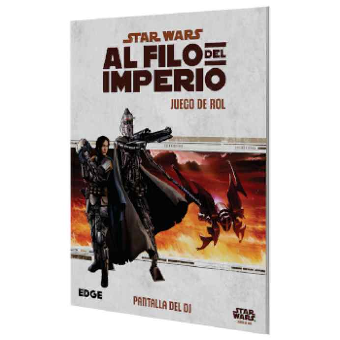 Star Wars: Al Filo del Imperio Pantalla del DJ TABLERUM
