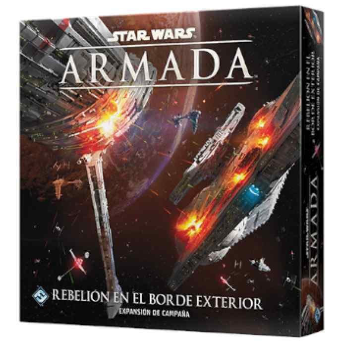 Star Wars Armada: Rebelión en el Borde Exterior TABLERUM