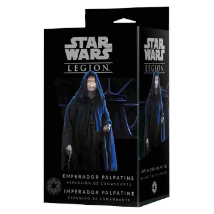 Star Wars Legión: Emperador Palpatine TABLERUM