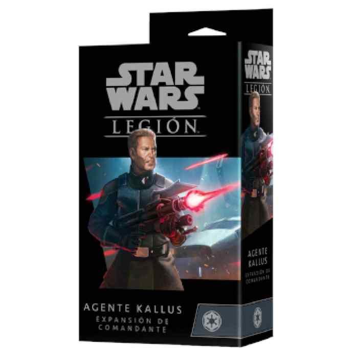 Star Wars Legión: Agente Kallus Expansión de Comandante TABLERUM