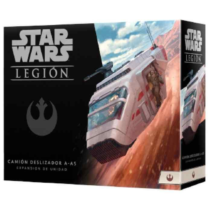 Star Wars Legión: Camión deslizador A-A5 Expansión de unidad TABLERUM