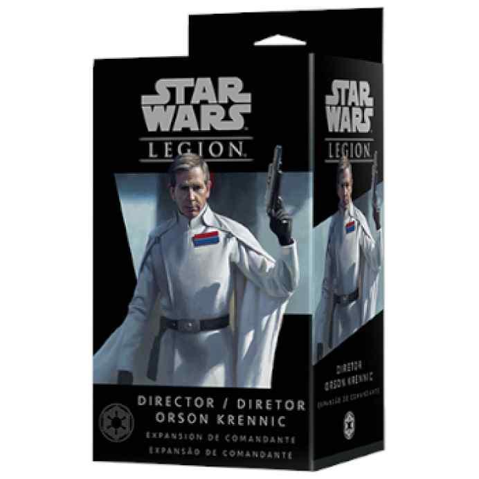 Star Wars Legión: Director Orson Krennic TABLERUM