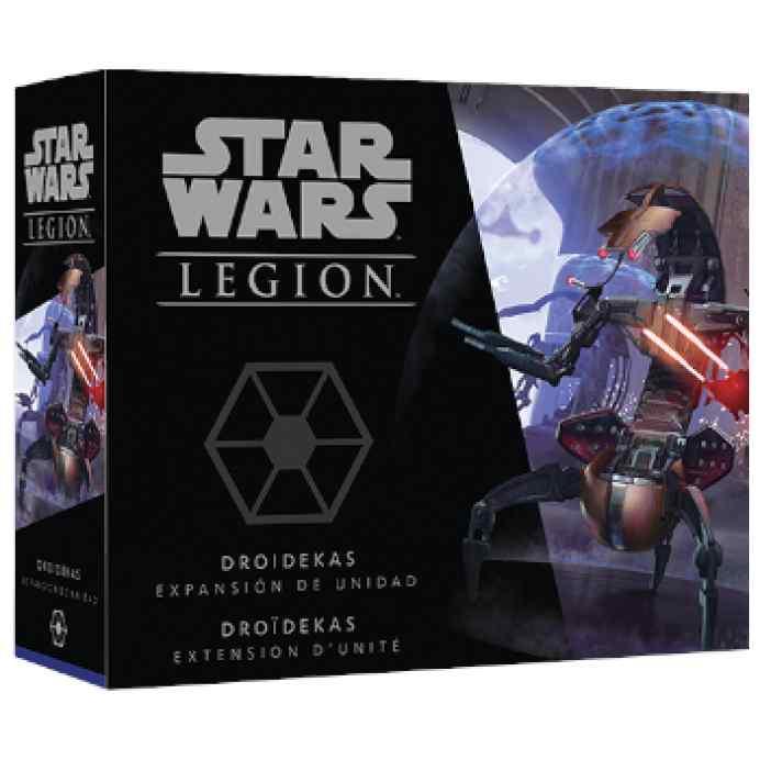 Star Wars Legión: Droidekas TABLERUM