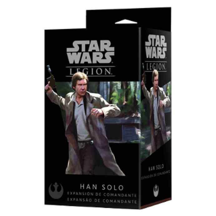 Star Wars Legión: Han Solo TABLERUM