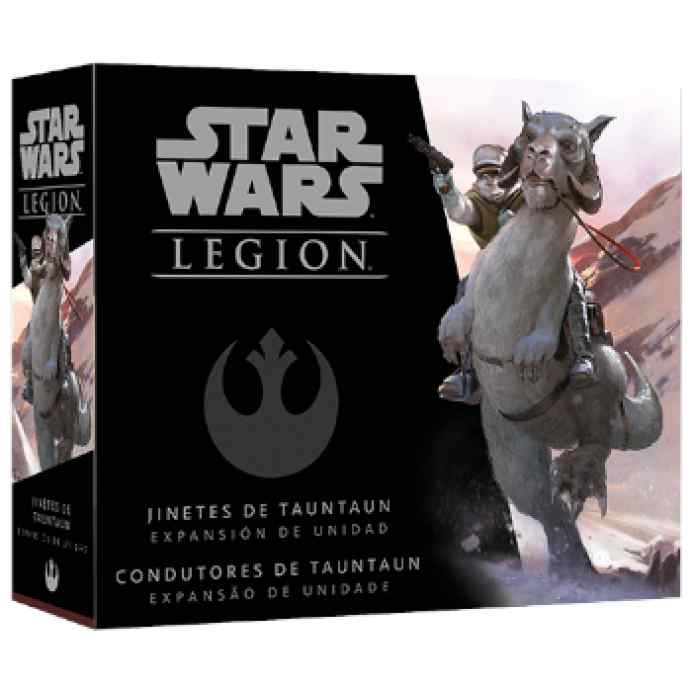 Star Wars Legión: Jinetes de Tauntaun TABLERUM