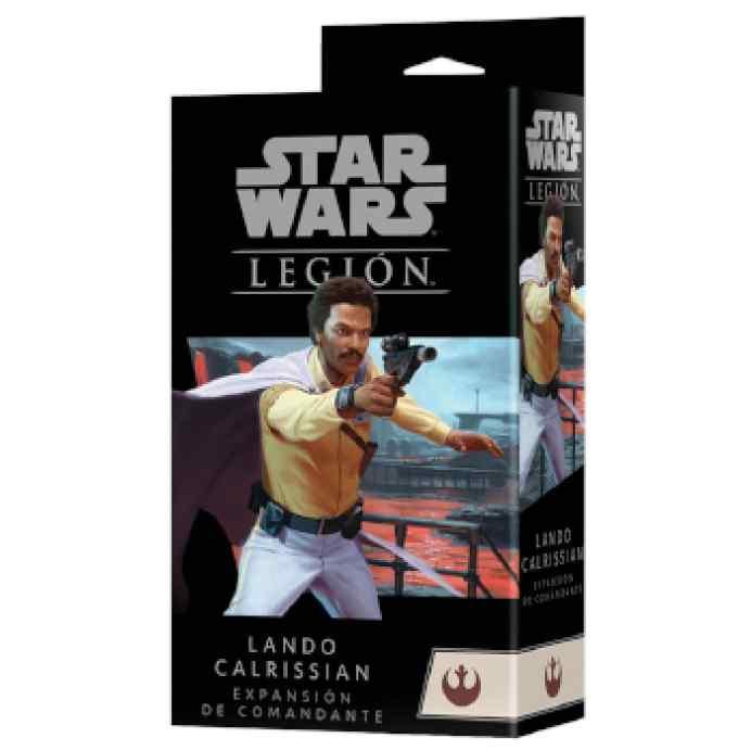 Star Wars Legión: Lando Calrissian Expansión de Comandante TABLERUM