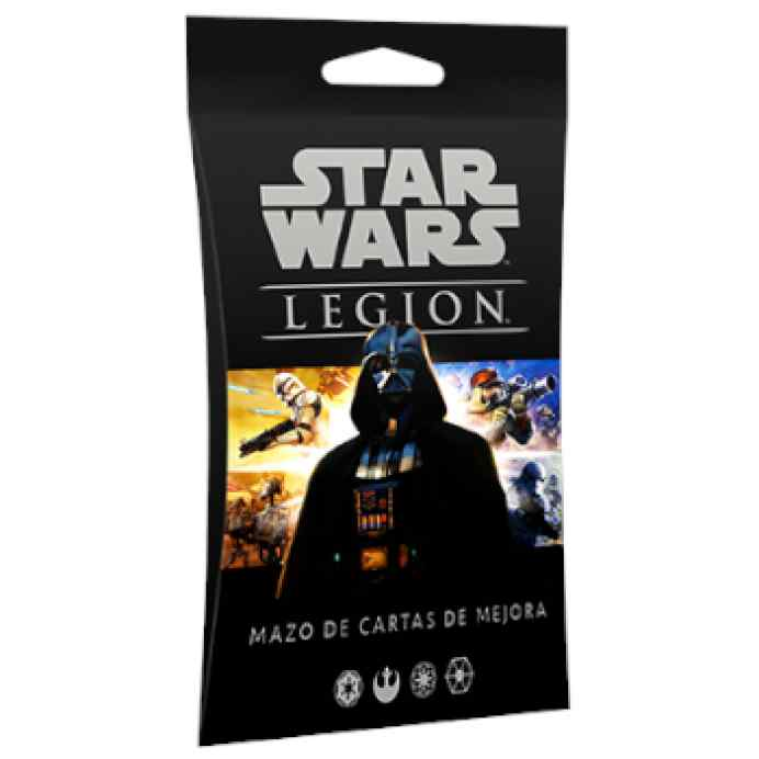 Star Wars Legión: Mazo de Cartas de Mejora TABLERUM