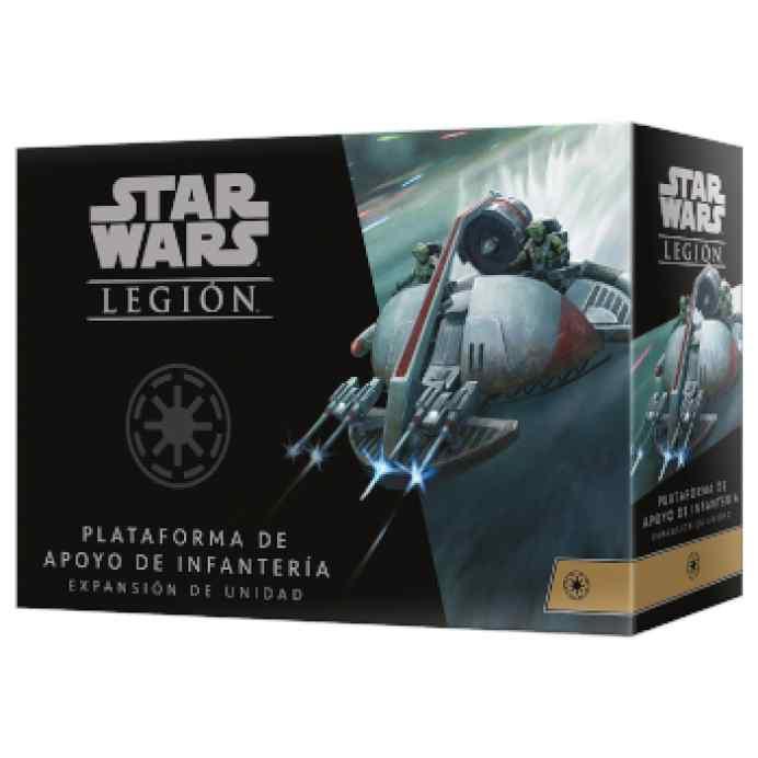 Star Wars Legión: Plataforma de Apoyo de Infantería TABLERUM