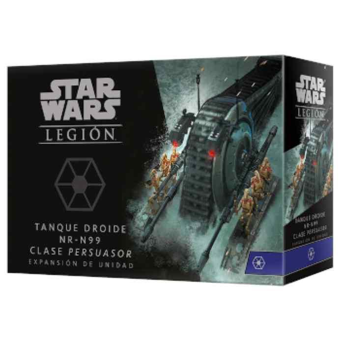 Star Wars Legión: Tanque droide NR-N99 clase Persuasor TABLERUM