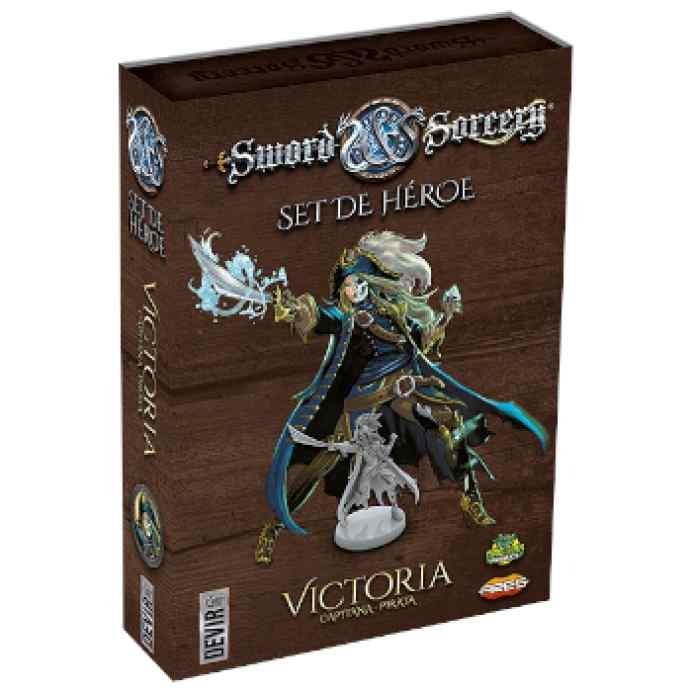 Sword & Sorcery: Victoria TABLERUM