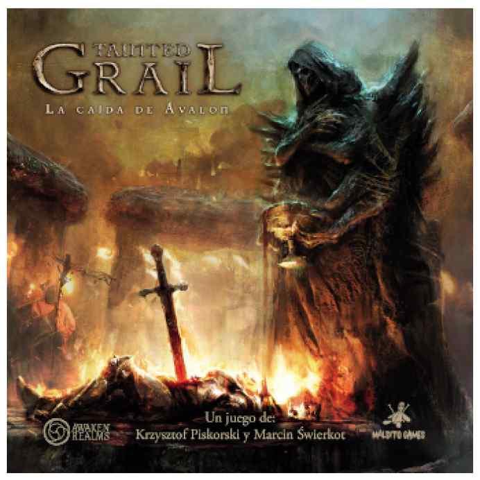 Tainted Grail: La caída de Ávalon TABLERUM