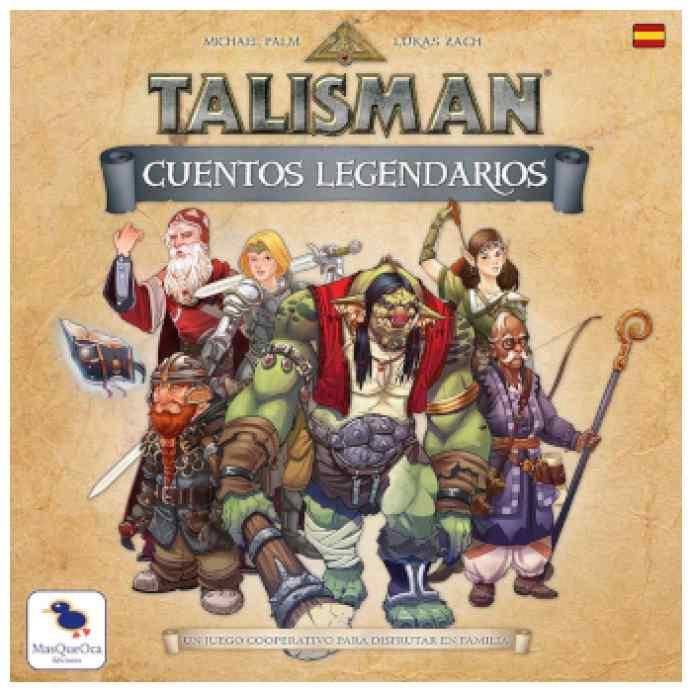 Talismán 4Ed Revisada: Cuentos Legendarios (+PROMO) TABLERUM