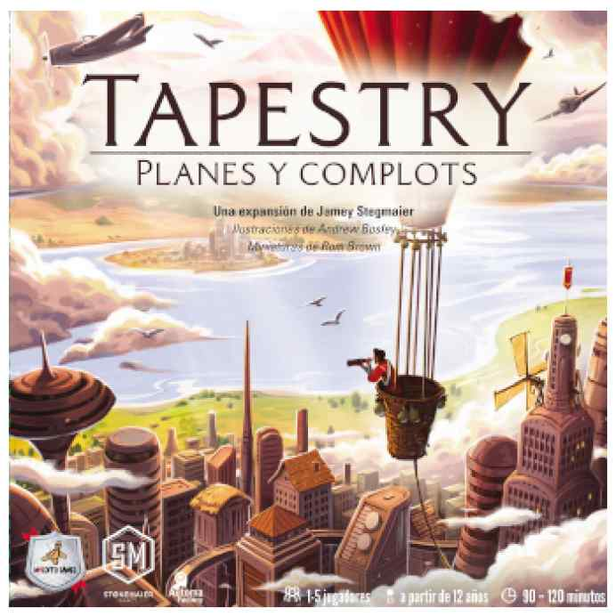 Tapestry: Planes y Complots TABLERUM