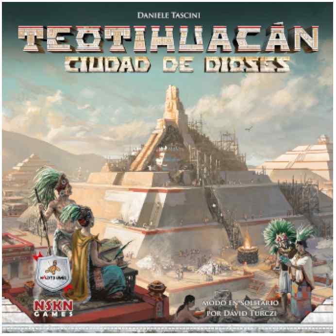 Teotihuacán: Ciudad de Dioses TABLERUM