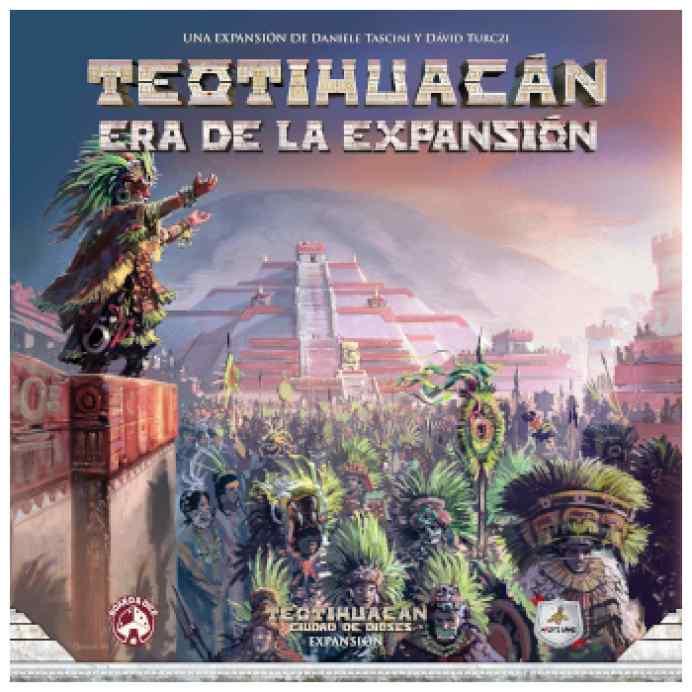 Teotihuacán: Era de la Expansión TABLERUM