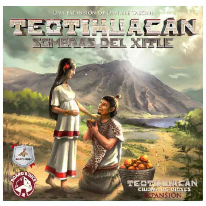 Teotihuacán: Sombras del Xitle TABLERUM