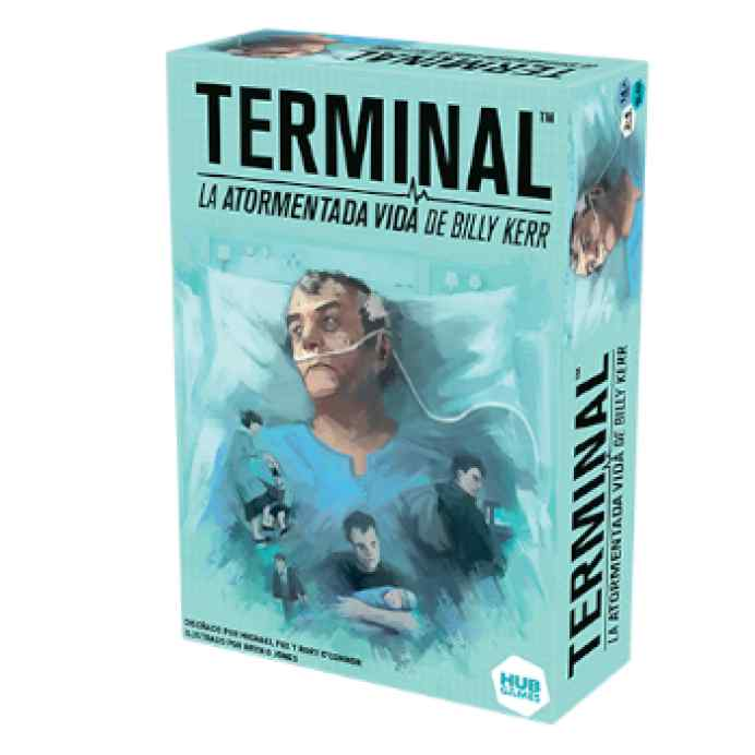 Terminal: La Atormentada Vida de Billy Kerr TABLERUM
