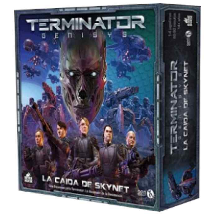 Terminator Genisys: La Caída de Skynet TABLERUM