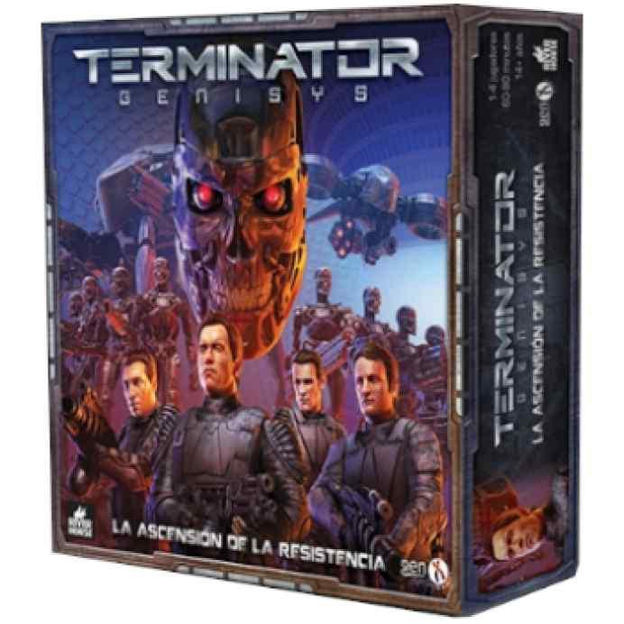 Terminator Genisys: La Ascensión de la Resistencia TABLERUM