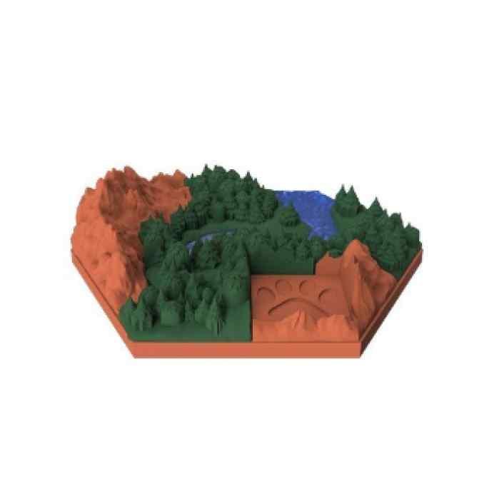 Terraforming Mars: Kit de Losetas Deluxe + Promos TABLERUM