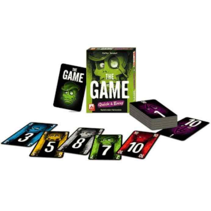 juego de mesa the game