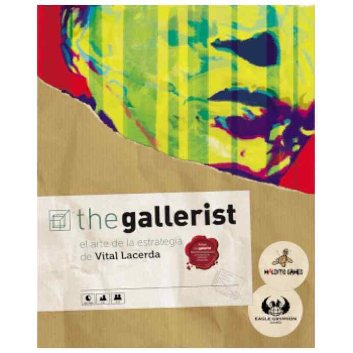The Gallerist TABLERUM
