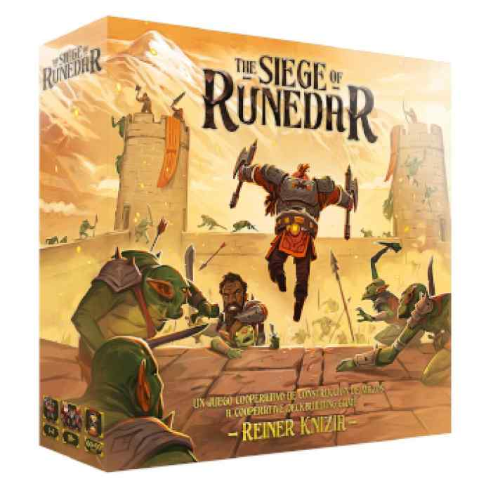 The Siege of Runedar TABLERUM