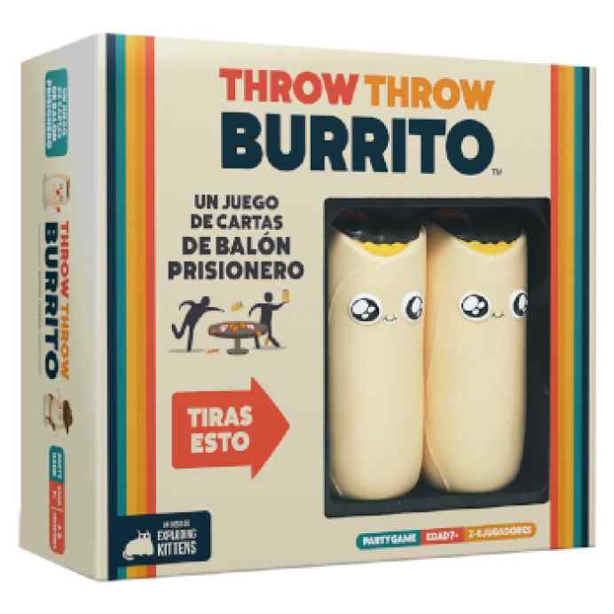 Throw Throw Burrito TABLERUM
