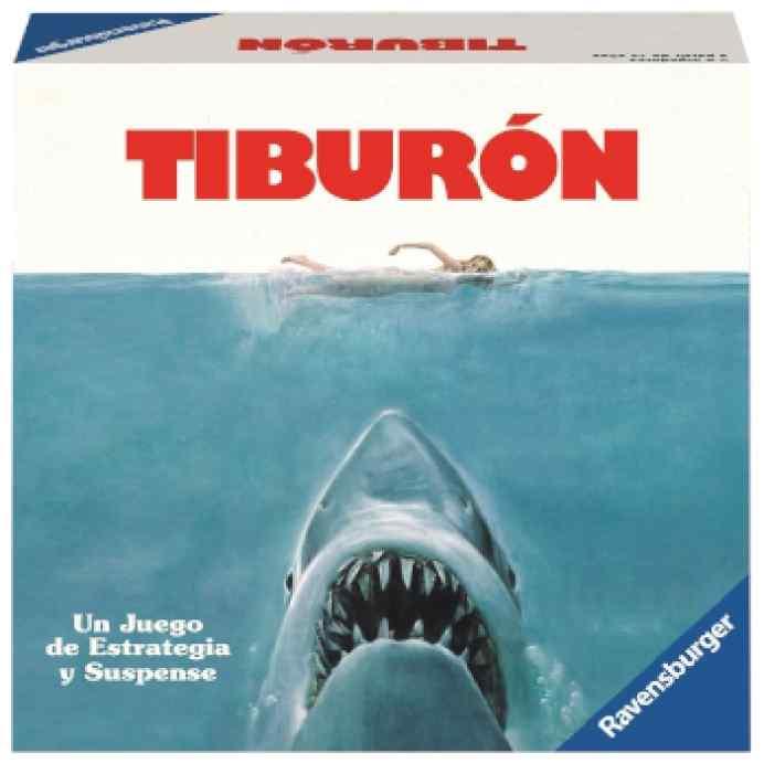 Tiburón TABLERUM