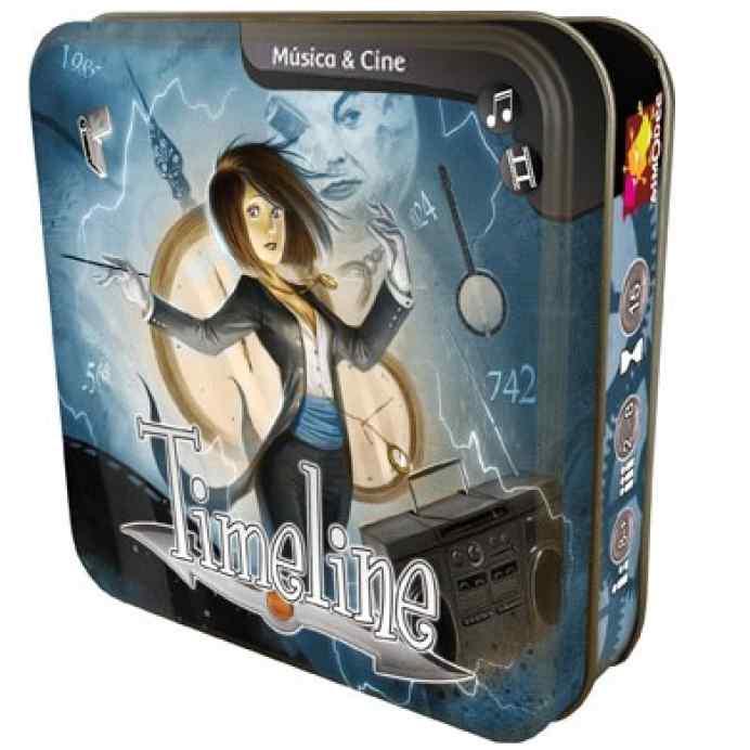 comprar Timeline: Música Cine