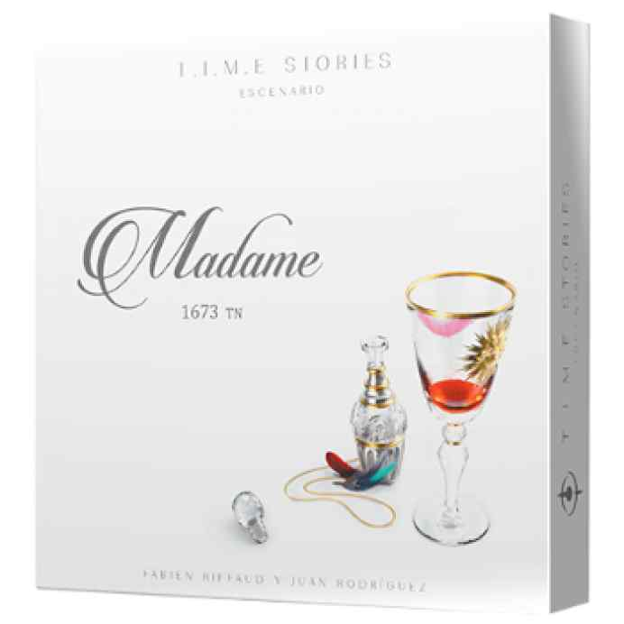 Time Stories Madame TABLERUM