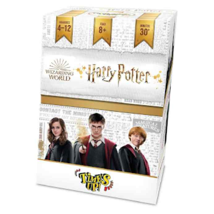 Time's Up! Harry Potter TABLERUM