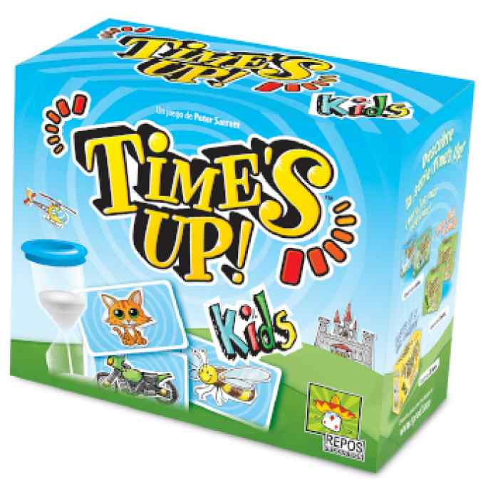 Time's Up Kids 1 TABLERUM