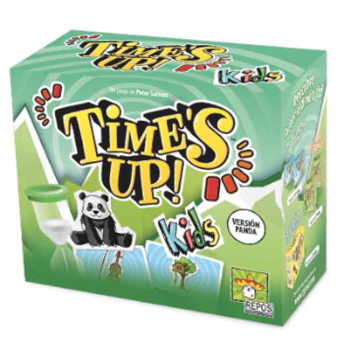Time's Up Kids 2 (Panda) TABLERUM