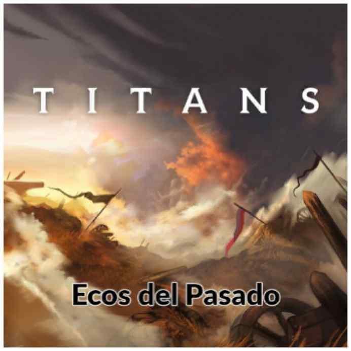 Titans: Ecos del Pasado TABLERUM