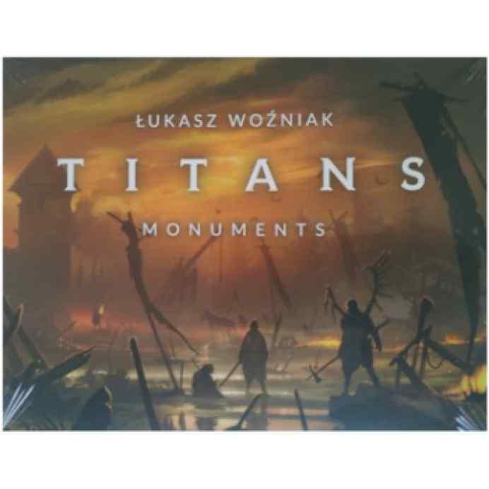 Titans: Monumentos TABLERUM