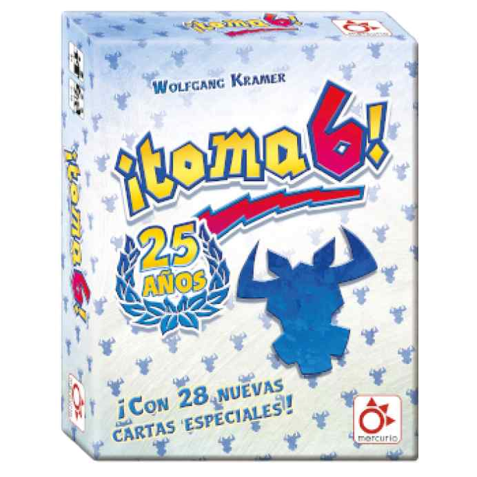 Toma 6! 25 Años TABLERUM